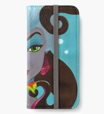 Ursula iPhone Wallet/Case/Skin
