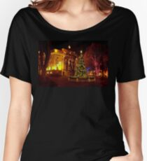 The Courthouse Plaza Women's Relaxed Fit T-Shirt