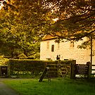 George Stephenson Cottage by Timeless Prints