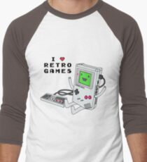 GBMO, The Retrogames Lover T-Shirt