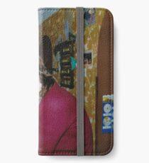 OO-1 iPhone Wallet/Case/Skin