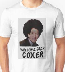 Scrubs - Welcome Back Coxer T-Shirt