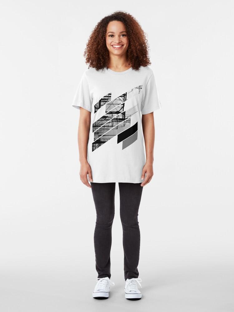 Alternate view of Electrik Slim Fit T-Shirt