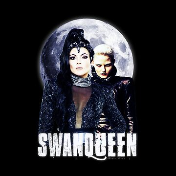 Once Upon A Time: #SWANQUEEN - Moons Lust by thinkgeek