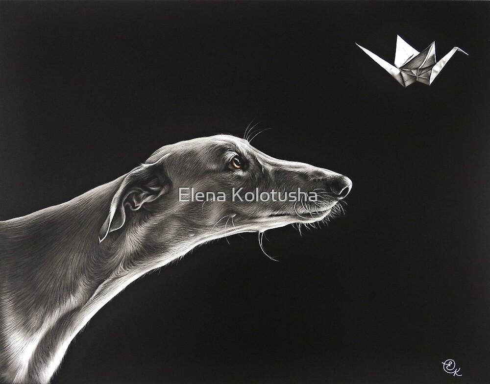 Fascination by Elena Kolotusha