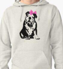 Betty Bulldog Pullover Hoodie