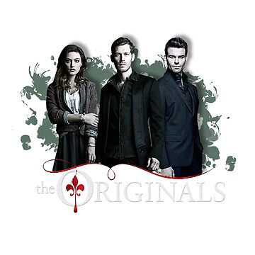 The Originals - Klaus, Hayley and Elijah  by GreysGirl