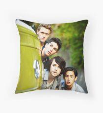nowhere boys Throw Pillow