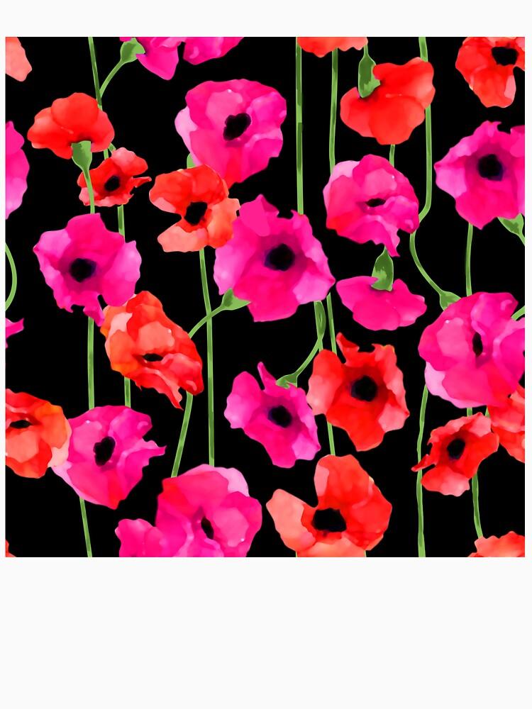 patrón floral de jackpoint23
