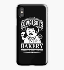 Kowalski's Bakery iPhone Case/Skin