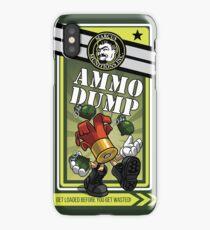 AMMO DUMP! iPhone Case