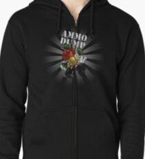 AMMO DUMP! Zipped Hoodie