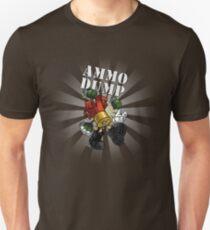 AMMO DUMP! Slim Fit T-Shirt