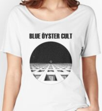 BLUE OYSTER CULT TOUR 2016 Women's Relaxed Fit T-Shirt