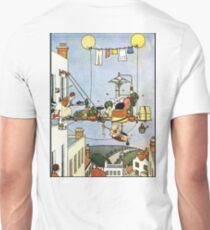 Heath Robinson, illustration, Home Comforts?, W. Heath Robinson T-Shirt