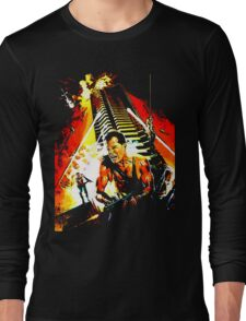 nakatomi Long Sleeve T-Shirt