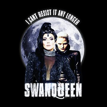 Once Upon A Time: #SWANQUEEN - Moons Lust (Quote) by thinkgeek