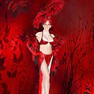 •.¸(*•.¸¸.•*´)¸.•* Lady In Red *•.¸(*•.¸¸.•*´)¸.•* by ✿✿ Bonita ✿✿ ђєℓℓσ