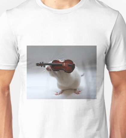 Its not easy being a violin player:) T-Shirt