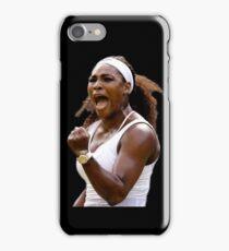 serena williams iPhone Case/Skin