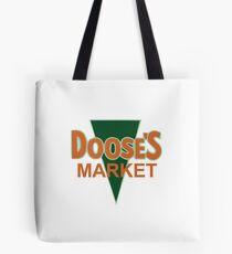 Doose's Market t-shirt/tote bag - Stars Hollow, Gilmore Girls, Lorelai, Rory Tote Bag