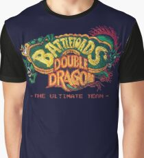 Battletoads + Double Dragon Graphic T-Shirt
