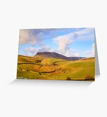 Pen y Gent Greeting Card