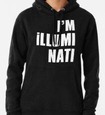 Skam ® - Isak's I'm Illuminati T-Shirt Pullover Hoodie