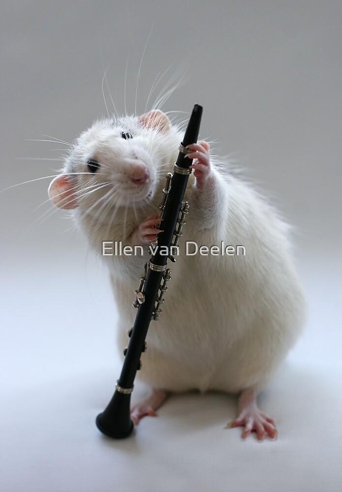 My new Clarinet. by Ellen van Deelen
