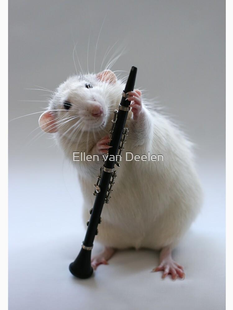 My new Clarinet. by Ellen