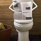 Toilet paper by Susan Littlefield