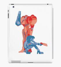 Vinilo o funda para iPad Samus and Power Suit