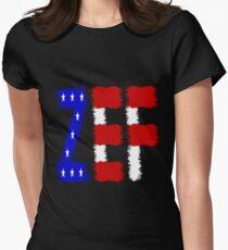 Camiseta entallada para mujer ZEF