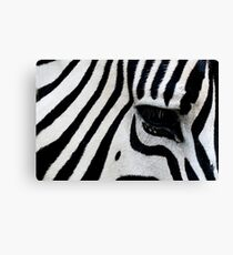 Loud Stripes Canvas Print