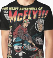 Heavy Adventures Graphic T-Shirt