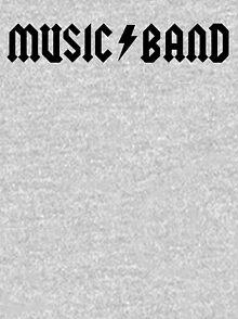 9bb4ed637 Ironic Band T-Shirts | Redbubble