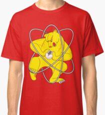 Bear Splitting Atom Classic T-Shirt