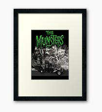 The Munsters Framed Print