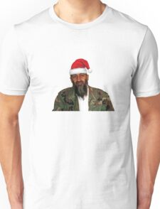 Merry Christmas! - Osama Bin Laden Unisex T-Shirt