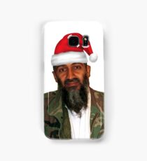 Merry Christmas! - Osama Bin Laden Samsung Galaxy Case/Skin