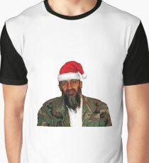 Merry Christmas! - Osama Bin Laden Graphic T-Shirt