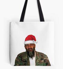 Merry Christmas! - Osama Bin Laden Tote Bag