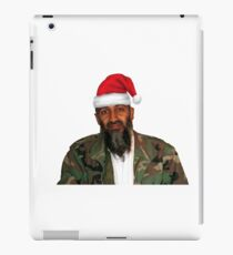 Merry Christmas! - Osama Bin Laden iPad Case/Skin