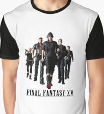 Final Fantasy XV Graphic T-Shirt