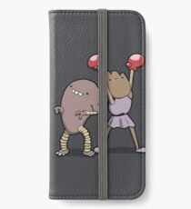 Number 106 and 107 iPhone Wallet/Case/Skin