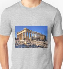 Athenian Temple T-Shirt