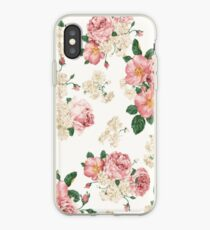 Flower Design iPhone Case
