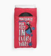 Mary Poppins Duvet Cover