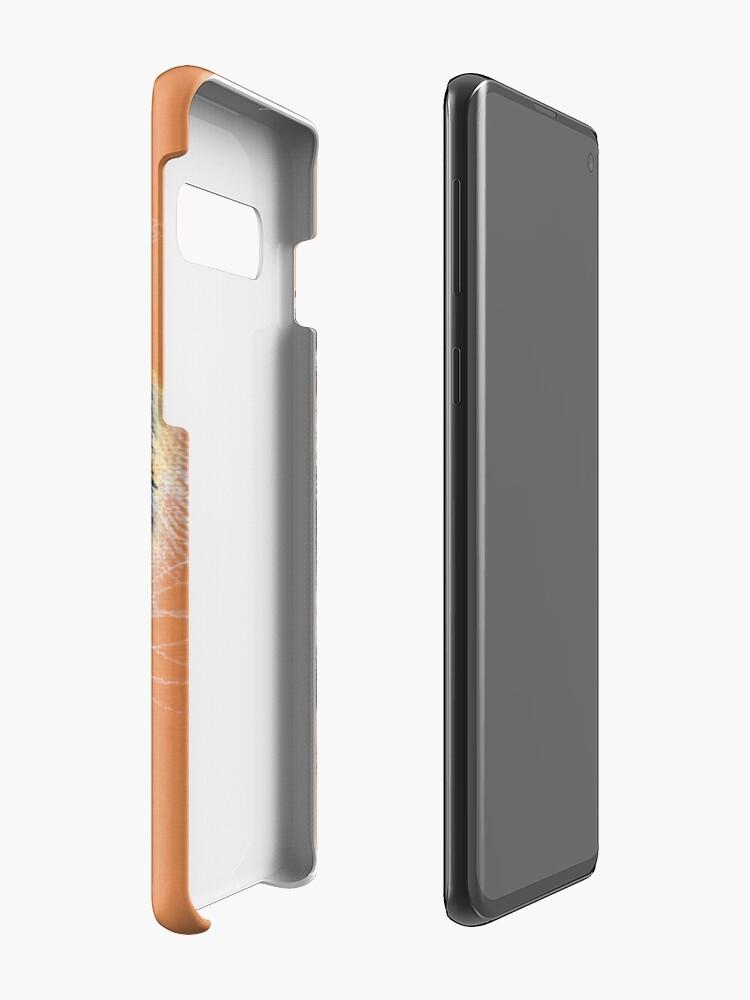 Alternative Ansicht von Brennt hell Hülle & Klebefolie für Samsung Galaxy