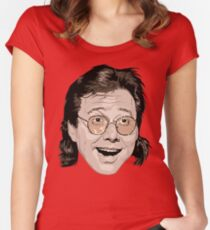 Bill Hicks Women's Fitted Scoop T-Shirt